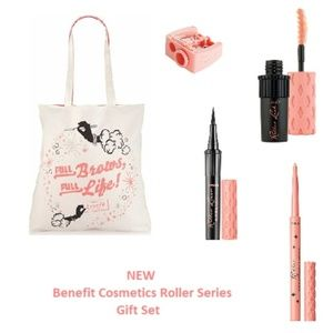 Benefit Cosmetics Roller Series 5pc Gift Set